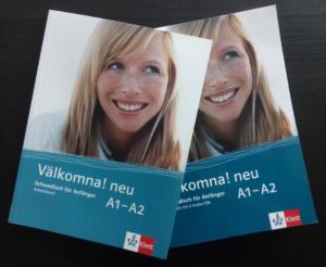Schwedisch lernen: Lehr- und Arbeitsbuch aus dem Klett-Verlag
