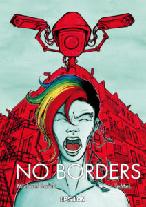 Michael Barck und TeMel: No Borders