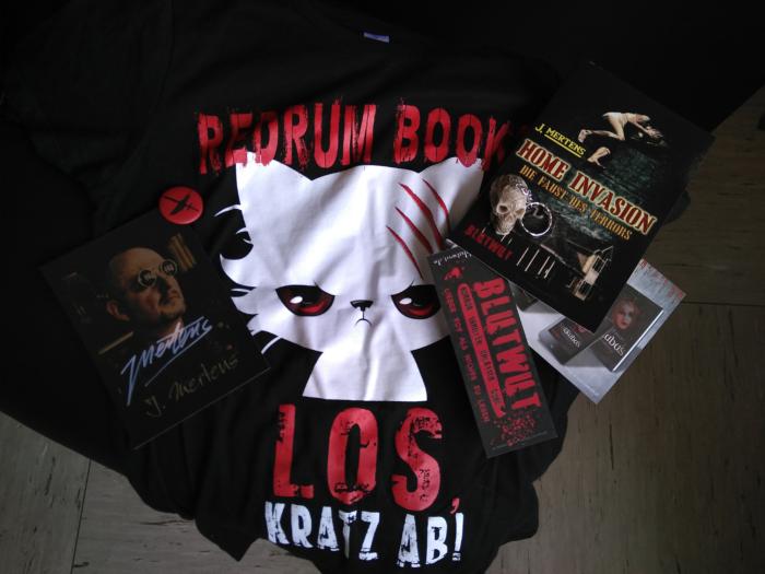 Redrum Books, Blutwut auf Leipziger Buchmesse