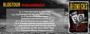 Blogtour Rednecks Hell/Steinmetz